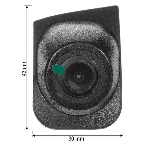 Камера переднего вида для BMW 2 серии 2016  г.в. Превью 1