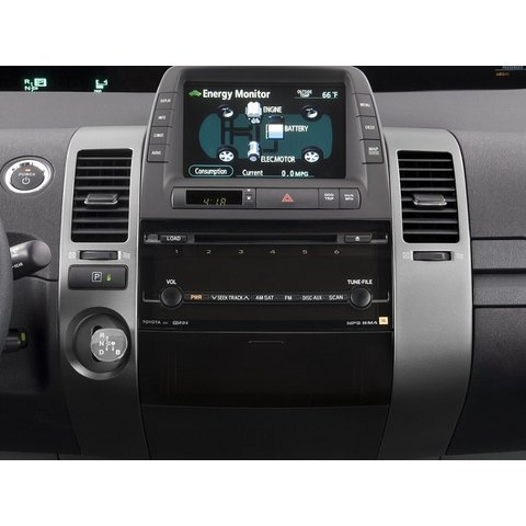 Camera Connection Cable for Toyota Prius / Lexus RX with Multifunctional MFD GEN5 Display Preview 6
