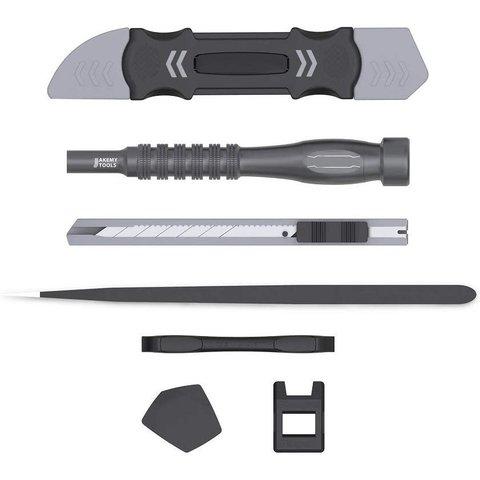 Набір для ремонту мобільних телефонів і планшетів Jakemy JM-8173 Pro Tech (69 в 1) Прев'ю 4