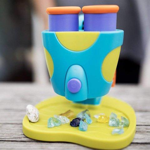 Обучающая игрушка Educational Insights серии Геосафари: Мой первый микроскоп Превью 5
