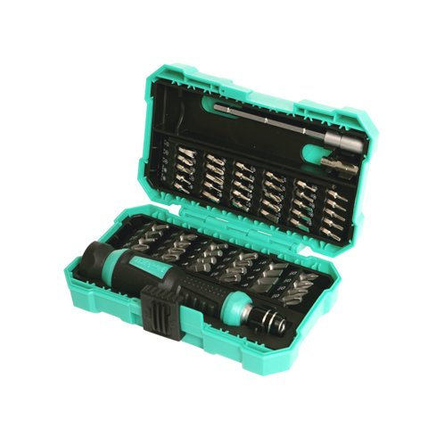 Screwdriver with Bit Set Pro'sKit SD-9857M Preview 1